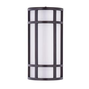 "Moon Ray - 12"" 15W 1 LED Outdoor Wall Lantern"