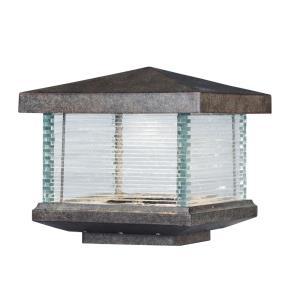 "Triumph - 10"" 12W 1 LED Outdoor Deck Lantern"