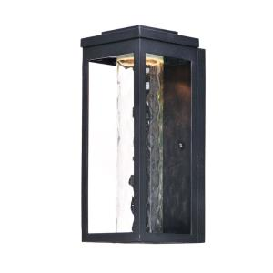 Salon-12W 1 LED Outdoor Wall Mount-6 Inches wide by 15 inches high
