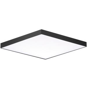 Trim-20W 1 LED Flush Mount-10.5 Inches wide by 0.75 inches high