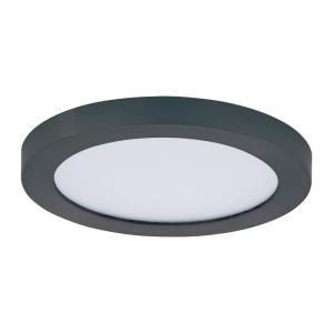 Chip - 5.25 Inch 12W 1 LED Round Flush Mount