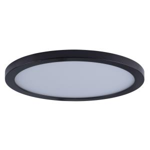 Wafer-20W 1 LED Flush Mount-10 Inches wide by 0.5 inches high
