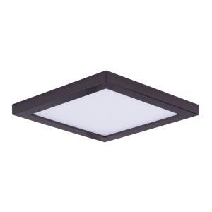 Wafer - 6.25 Inch 15W 1 LED Flush Mount