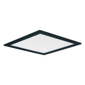 Wafer - 20W 1 LED Flush Mount in European style - 9 Inches wide by 0.5 inches high
