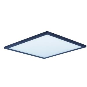 Wafer - 15 Inch 36W 3000K 1 LED Square Flush Mount