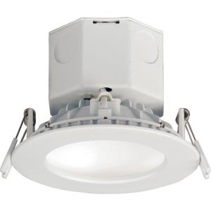 Cove - 4 Inch 12W 3000K 1 LED Recessed Downlight