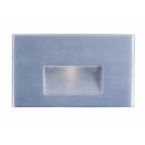 Path-4W 1 LED Step Light-5 Inches wide by 3 inches high