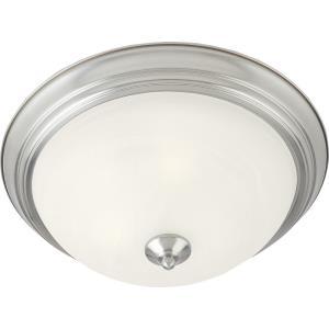 Essentials - 1 Light Flush Mount