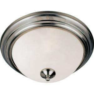 Essentials - 2 Light Flush Mount