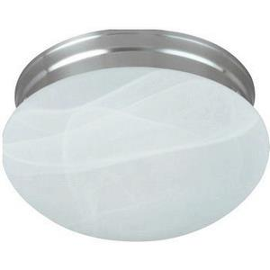 Essentials - One Light Flush Mount