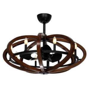 Bodega Bay - 36 Inch Ceiling Fan With Light