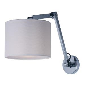 Hotel - 11.75 Inch 16W 1 LED Wall Sconce