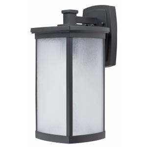 Terrace-12W 1 LED Outdoor Wall Lantern-8 Inches wide by 16 inches high