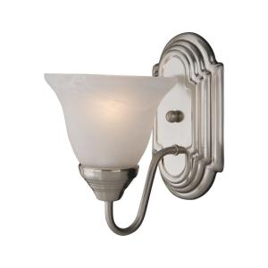 Essentials - 1 Light Wall Sconce