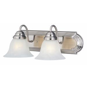 Essentials - Two Light Bath Vanity