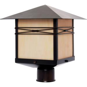 Inglenook - 1 Light Outdoor Pole/Post Mount