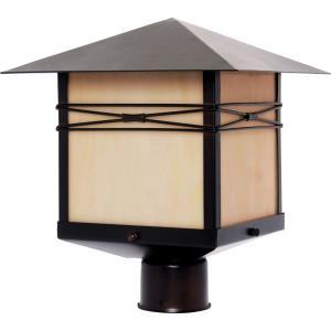 Taliesin - One Light Outdoor Pole/Post Mount