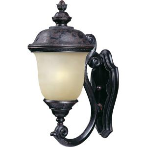 Carriage House ES - One Light Outdoor Wall Mount