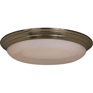 Classic EE - Two Light Flush Mount