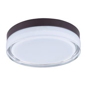 """Illuminaire - 9"""" 15W 1 LED Flush Mount"""