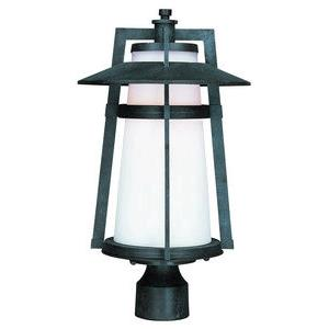 Calistoga - 19 Inch 8W 1 LED Outdoor Pole/Post Mount