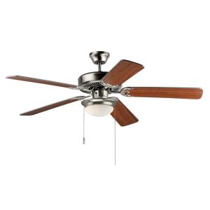 Basic-Max - 52 Inch Ceiling Fan with Light Kit