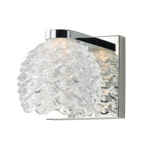 Fringe - 4.75 Inch 5W 1 LED Wall Sconce