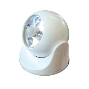 """Battery-Powered Motion-Activated 10"""" Anywhere Light"""