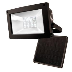 Solar-Powered Flood Light