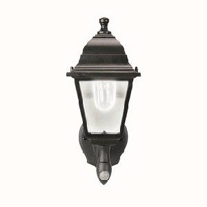 Battery-Powered Motion-Activated Wall Sconce-Warm White LEDS