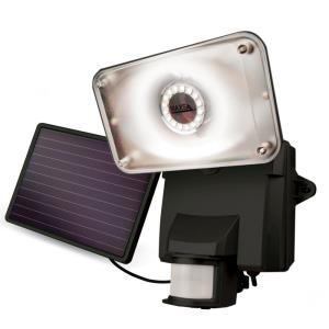 "10"" 16 LED Surface Mount Solar Security Floodlight"