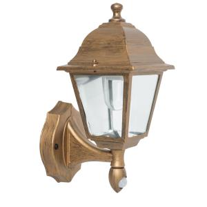 """12.5"""" 2 LED Battery Powered Motion Activated Wall Sconce"""