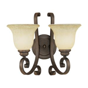 Oxford - Two Light Wall Sconce