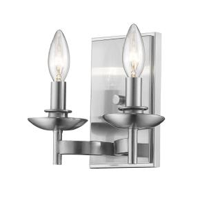 None - 2 Light Wall Sconce