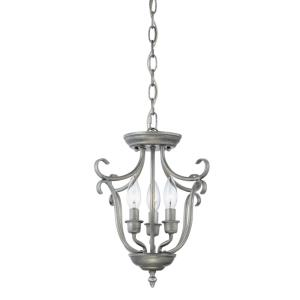 Fulton - 13 Inch 3 Light Pendant