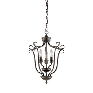 Fulton - 20 Inch 3 Light Pendant