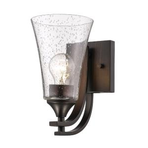 Natalie-1 Light Wall Sconce-5 Inches Wide by 10 Inches High