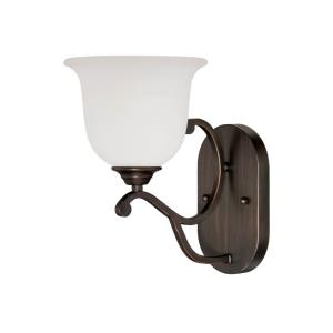 """Courtney Lakes - 7"""" One Light Wall Sconce"""