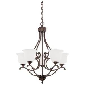 Courtney Lakes Chandelier 5 Light