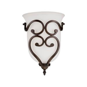 """Courtney Lakes - 10"""" One Light Wall Sconce"""