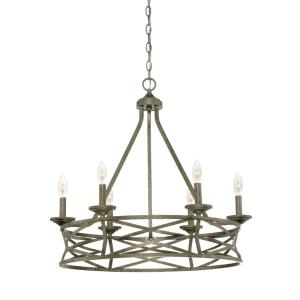 Lakewood Chandelier 6 Light