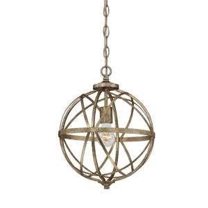 Lakewood - 1 Light Pendant