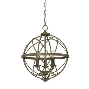 Lakewood - 3 Light Pendant