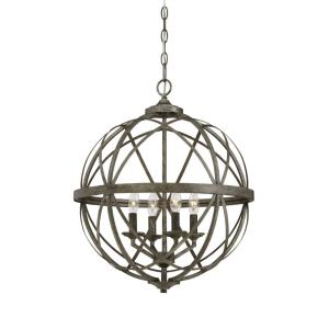 Lakewood - 20 Inch 4 Light Pendant