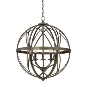 Lakewood - 5 Light Pendant