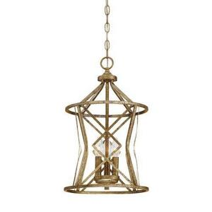 Lakewood - 12 Inch Three Light Pendant