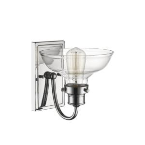 None - 8 Inch 1 Light Wall Sconce