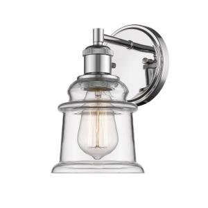 5.25 Inch One Light Wall Sconce