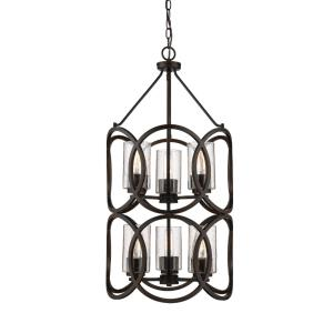 Delano - Six Light Pendant