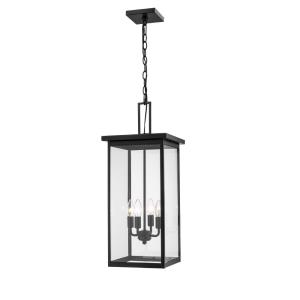 27 Inch Four Light Outdoor Hanging Lantern